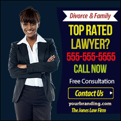 Divorce & Family Law Banner