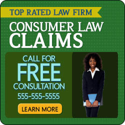 Consumer Law Banner