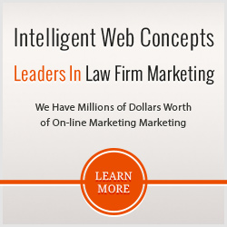 Law Firm Marketing Banner