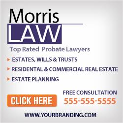 Estates Wills & Trust Banner