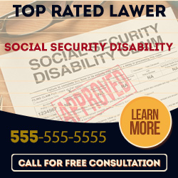 Social Security Disability (SSD) Banner