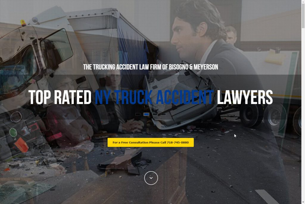 Truck Accident Lawyers-NYC